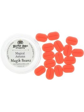 Busy Bee Candles Magik Beanz vonné fazolky Magical Autumn