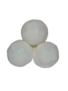 Snowball Bubble Bath Bar
