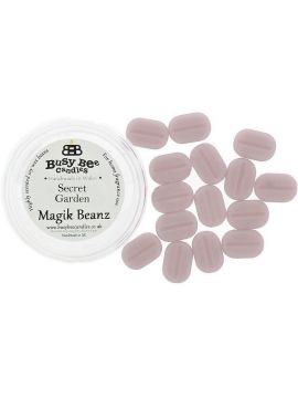 Busy Bee Candles Magik Beanz vonné fazolky Secret Garden