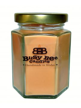 Busy Bee Candles Classic sviečka MEDIUM Monkey Business