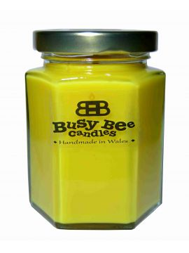 Busy Bee Candles Classic sviečka MEDIUM Jesenná oslava