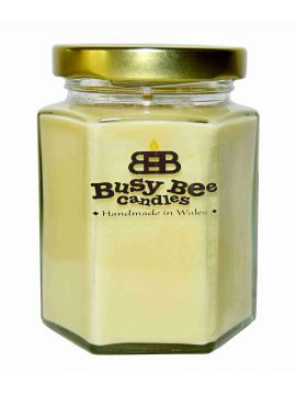 Busy Bee Candles Classic sviečka MEDIUM Severný pól
