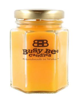 Busy Bee Candles Classic svíčka vel. SMALL Dýňový páj