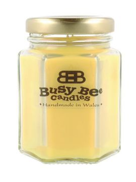 Busy Bee Candles Classic svíčka vel. SMALL Apple Pie & Custard