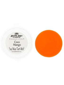 Busy Bee Candles Wax Tarts vonný vosk Coco Mango