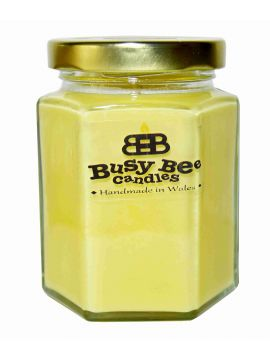 Busy Bee Candles Classic sviečka vel.MEDIUM Apple Pie & Custard