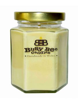 Busy Bee Candles Classic sviečka vel.MEDIUM Bakewell Slice