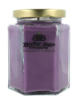 Busy Bee Candles Classic svíčka vel.MEDIUM Ostružinové smoothie
