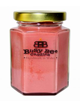 Busy Bee Candles Classic svíčka vel.MEDIUM Jablko v karamelu