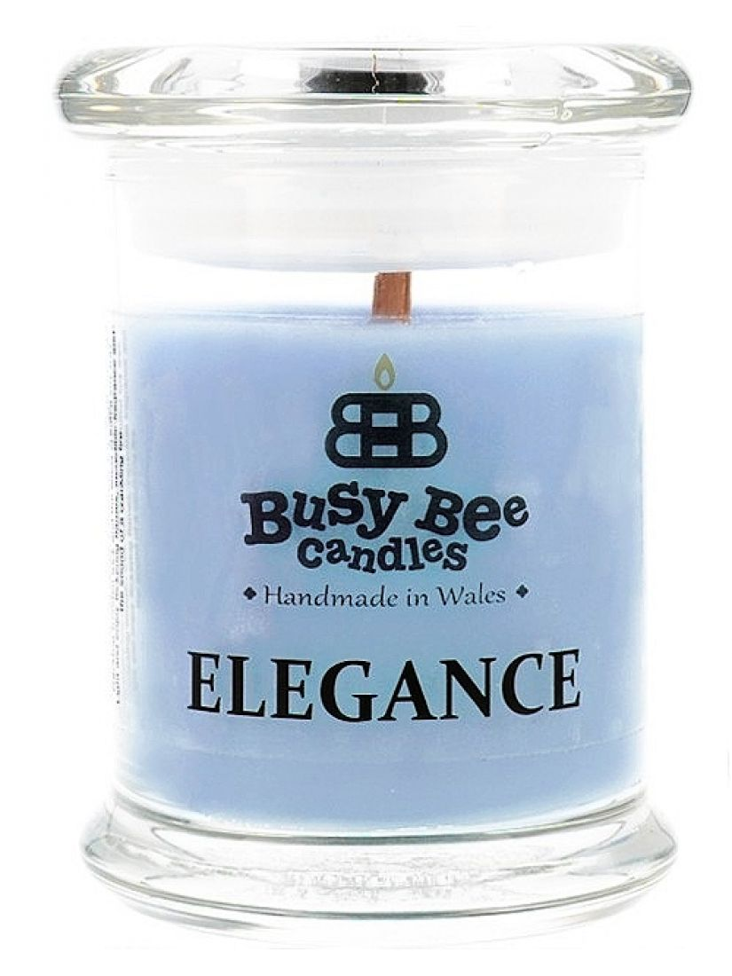 Busy Bee Candles Elegance praskajúca Coconut Breeze