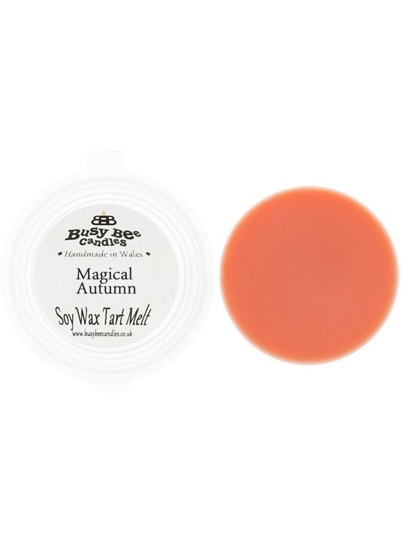 Busy Bee Candles Wax Tarts vonný vosk Magical Autumn