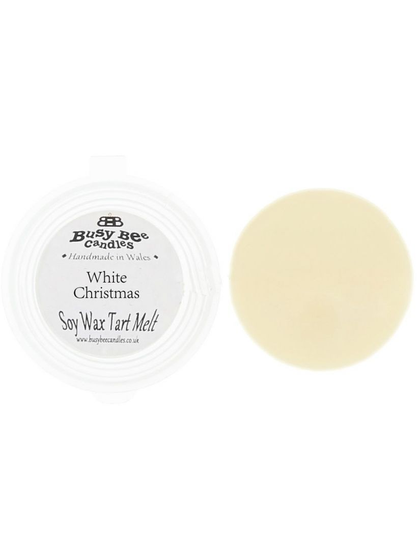 Busy Bee Candles Wax Tarts vonný vosk White Christmas