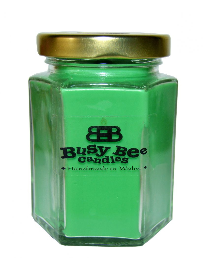 Busy Bee Candles Classic sviečka MEDIUM Cezmína