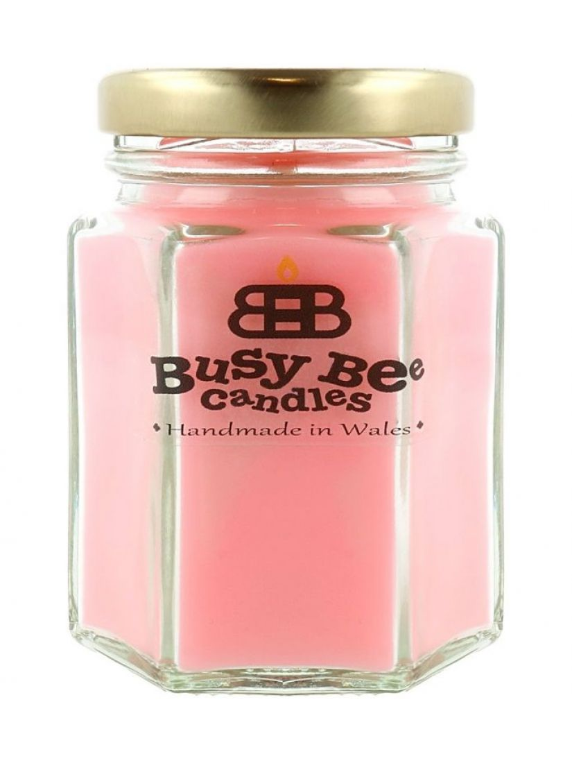 Busy Bee Candles Classic svíčka vel. SMALL Růže