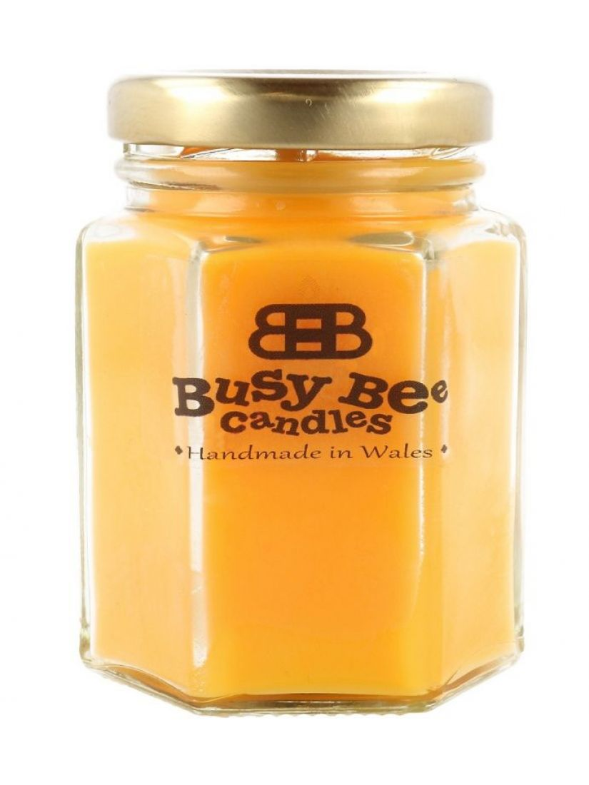 Busy Bee Candles Classic sviečka vel. SMALL Tekvicový páj