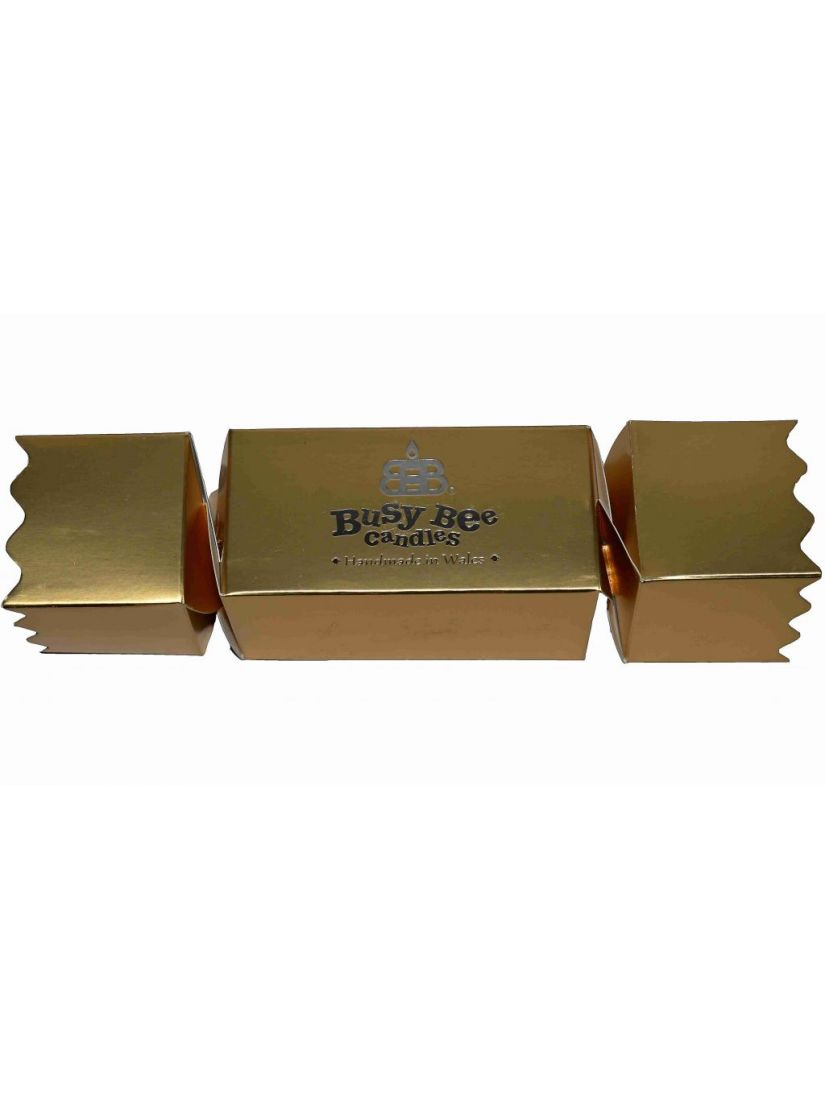 Busy Bee Candles Hot Shots Christmas Cracker