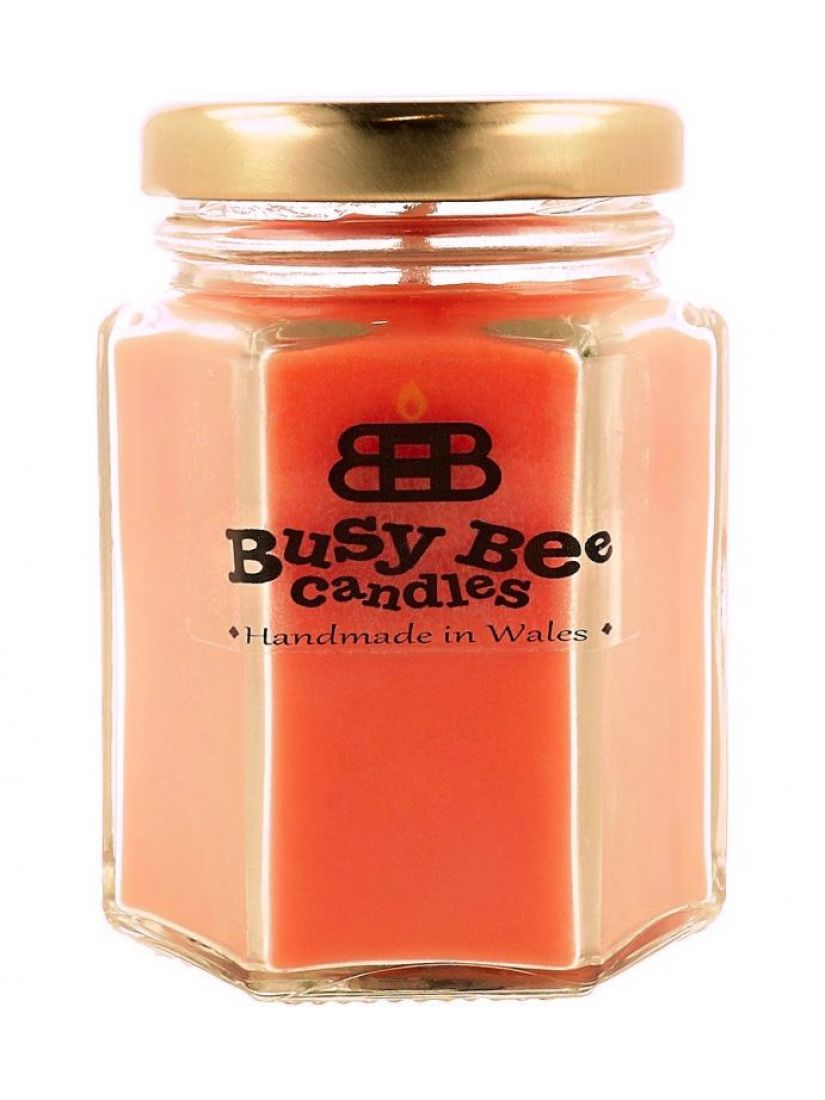 Busy Bee Candles Classic sviečka vel. SMALL Mango & Papaya Smoothie