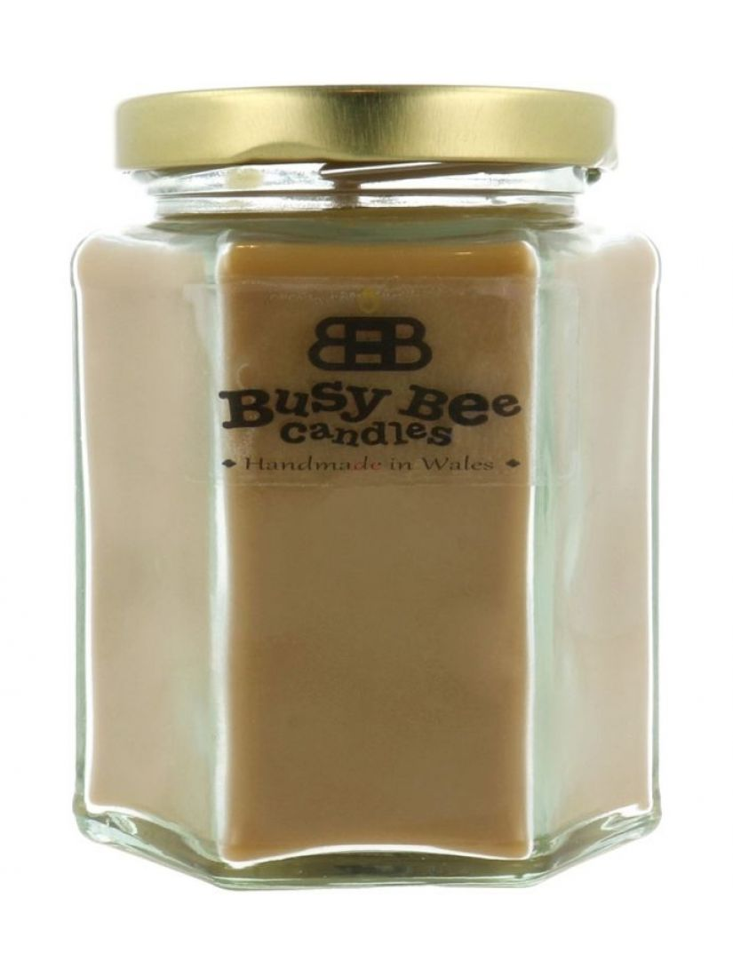 Busy Bee Candles Classic svíčka vel.MEDIUM Čerstvá káva