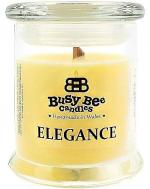Busy Bee Candles Elegance svíčka Apple Pie & Custard